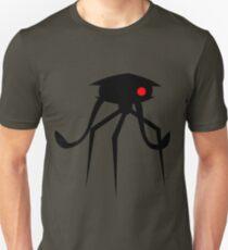 War of the Worlds Alien Unisex T-Shirt