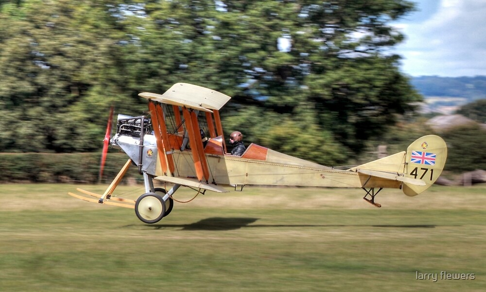BE2 (Replica) by larry flewers