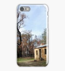 Fire after effects at the Grampians iPhone Case/Skin