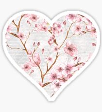 Cherry Blossom Romance Collection Sticker