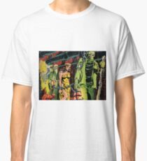 The monsters and their slave Classic T-Shirt
