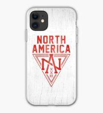 Team Canada WCH Stripes iphone case