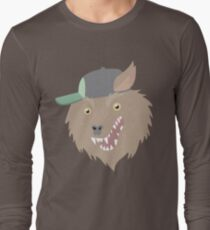 THE Party God Wolf T-Shirt