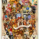 Send in the Clowns by Donna Catanzaro