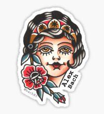 Gypsy Lady - Alex Bach Sticker