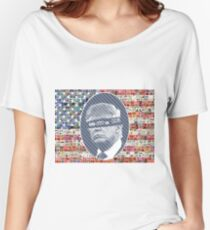 God Save the Stars and Stripes Women's Relaxed Fit T-Shirt