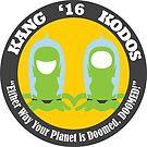 Vote Kang - Kodos '16 — Sticker by fohkat