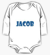 Jacob (Blue) One Piece - Long Sleeve