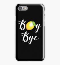 Boy Bye iPhone Case/Skin