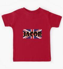 Jacob (UK) Kids Tee
