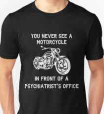 Motorcycle (Psychiatrist's Office) T-Shirt
