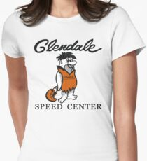 Glendale Speed Center Women's Fitted T-Shirt