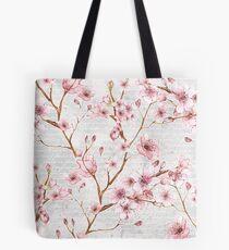 Bolsa de tela Colección Cherry Blossom Romance