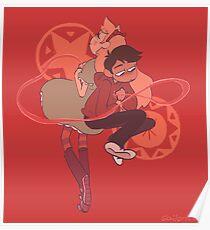 Blood Moon Bond Poster