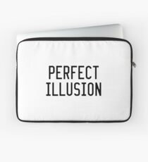 Perfect Illusion by Lady Gaga Laptop Sleeve