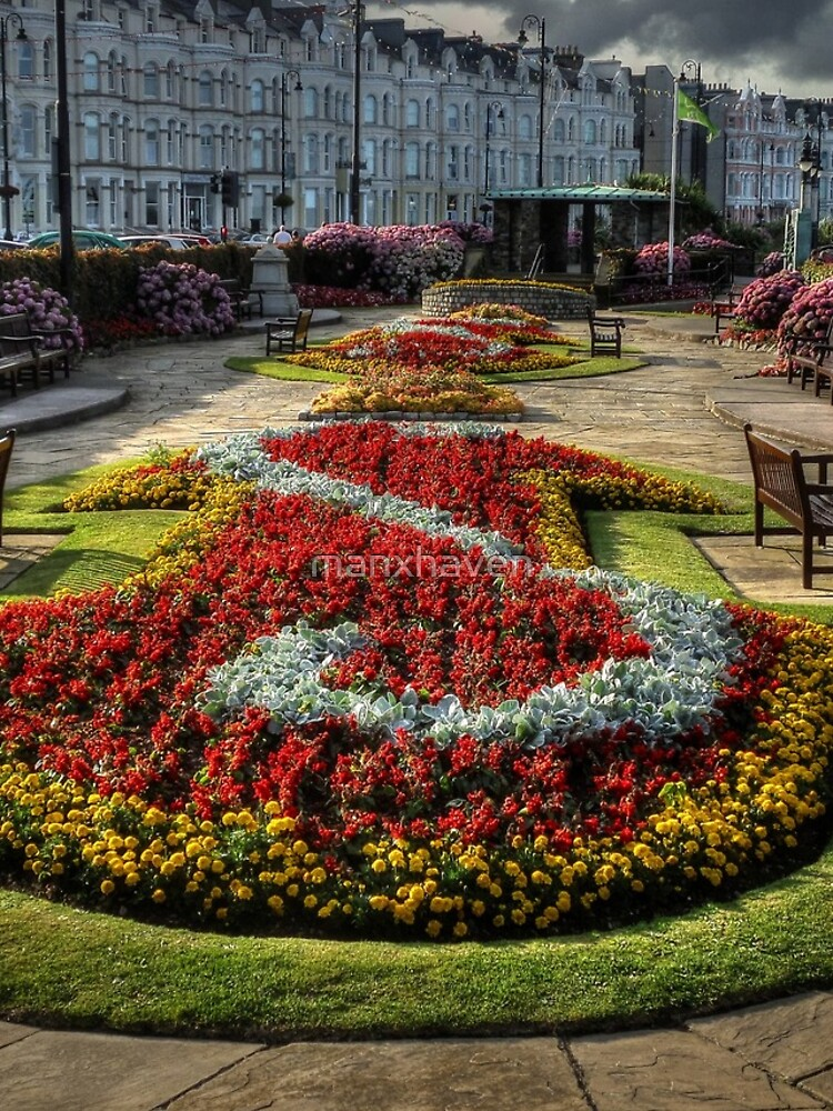 Sunken Gardens Douglas by manxhaven