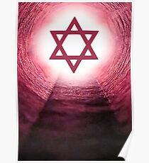 Judaism - Star of David Poster