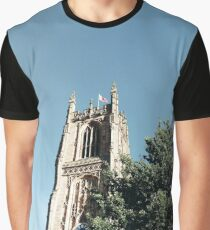 Derby Cathedral Graphic T-Shirt