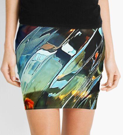 Car light Mini Skirt