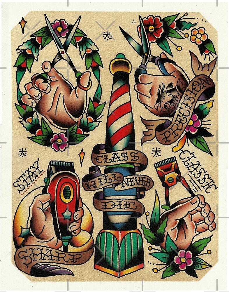 Barber 004 by chuckcarvalho