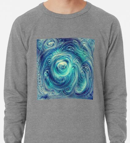 Cyclone #DeepDream Lightweight Sweatshirt
