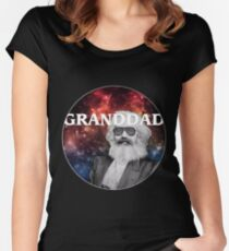Granddad Women's Fitted Scoop T-Shirt