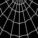 Spider Web - Black by clockworkheart