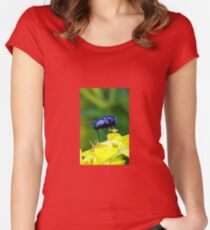 Bluebottle Women's Fitted Scoop T-Shirt
