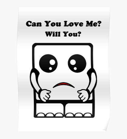 Can You Love Me? Will You? Poster