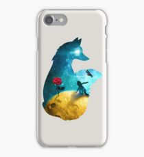 The Most Beautiful Thing (light version) iPhone Case/Skin