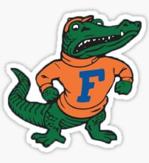 Vintage Florida Gator Sticker