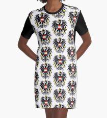 AUSTRIA (COAT OF ARMS) Graphic T-Shirt Dress
