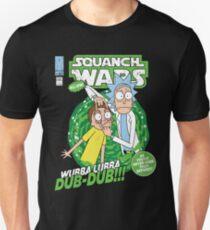 Squanch Wars T-Shirt