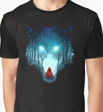 Big Bad Wolf (dark version) Graphic T-Shirt