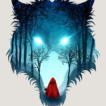 Big Bad Wolf (light version) by DVerissimo
