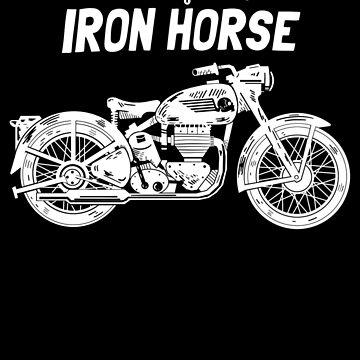 Iron Horse by caravantshirts