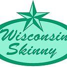 Wisconsin Skinny Logo Green by wisconsinskinny