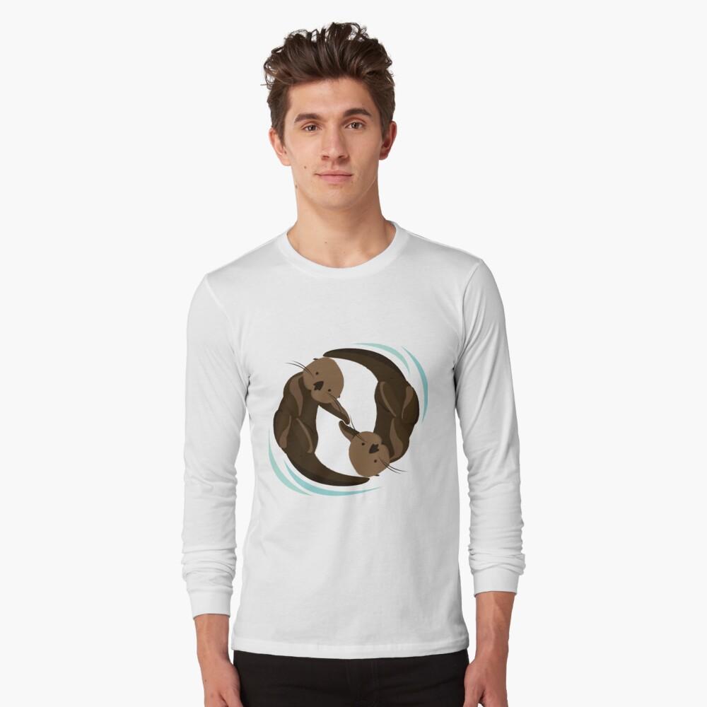 Otterfreunde Langarmshirt