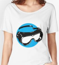 Goggles Women's Relaxed Fit T-Shirt