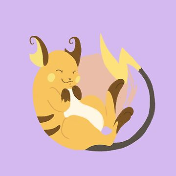 Raichu a love letter by WrensWorks