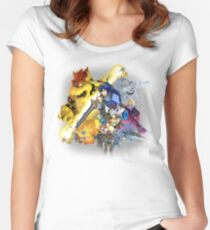 Smash Wars Women's Fitted Scoop T-Shirt