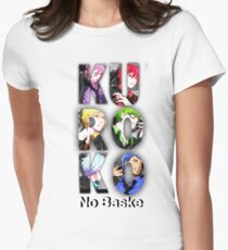 Kuroko No Baske Women's Fitted T-Shirt