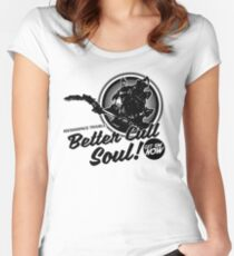Better Cull Soul! Women's Fitted Scoop T-Shirt