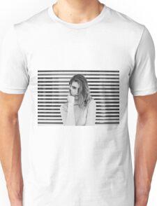 Girl in turtleneck  Unisex T-Shirt
