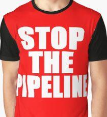 Stop The Dakota Access Pipeline! Graphic T-Shirt