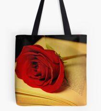 Romance in Literature Tote Bag