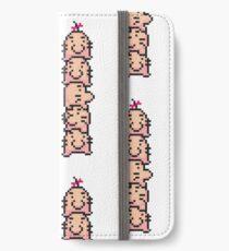 Saturn Tower iPhone Wallet/Case/Skin
