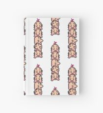 Saturn Tower Hardcover Journal