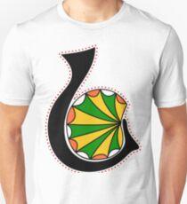 Kells Letter L (Color) T-Shirt