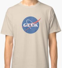 Space Geek Classic T-Shirt